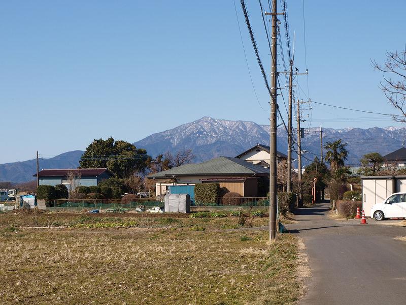 四ツ谷西三屋のあたり(三屋道)